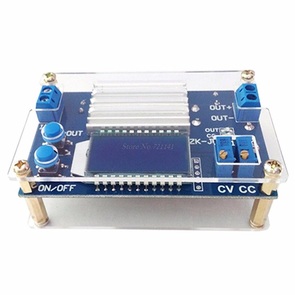 12A Step Down Modul Einstellbare Buck Power Supply Board Mit Digital LCD Display Buck Modul