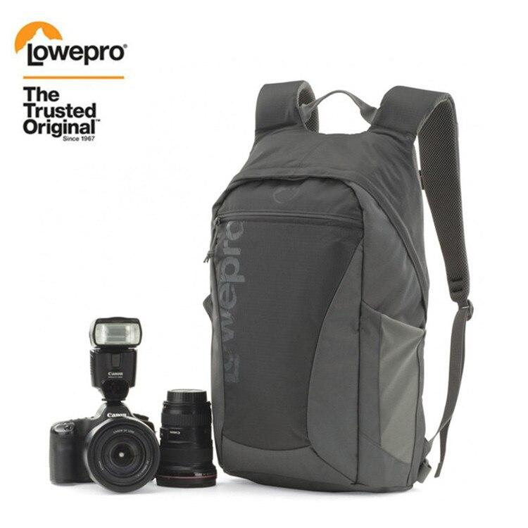 New Lowepro Photo Hatchback 22L AW DSLR Camera Bag Gris All Weather Cover 3color