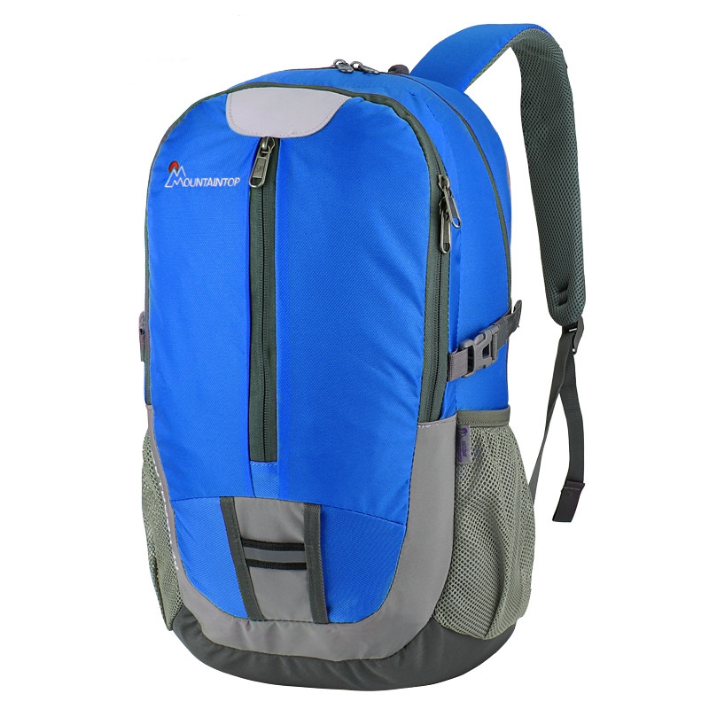 ФОТО 30l Softback Short Haul Climbing Bag Polyester Material Leisure Series Bag Unisex Outdoor Sport Camping Hiking Travel Backpack