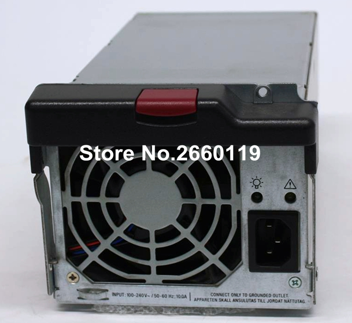 Power supply for DPS-600CB A 230822-001 231782-001, fully tested коврики в салон toyota camry 07 2006 12 2011 4 шт полиуретан