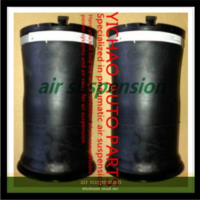 free shipping  For 2003-2009 Hummer H2 New Rear Air Spring Bag Assemblies AIR SUSPENSION SPRINGS -- Pair