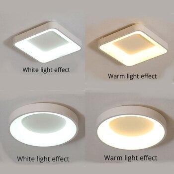 Modern Led Ceiling Light Indoor Lighting for Living Room with Remote Control Bedroom Kitchen Bathroom lampe led plafond