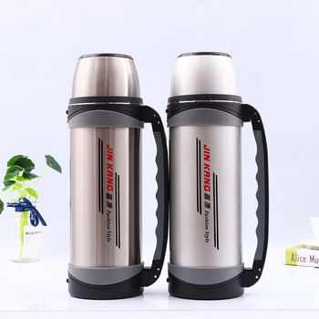 Double Walled Vacuum Flask Stainless Steel  Vacuum Bottle Hot Cold Tea Drink Camping Travel Cup Large Insulated Outdoor Kettle