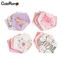 Слюнявчики для новорожденных девочек; детская Пасхальная Бандана с кроликом; Детский шарф для мальчиков; детские слюнявчики; одежда для кормления