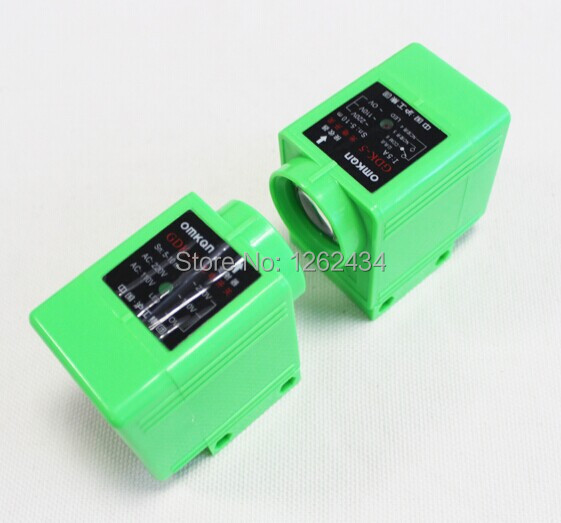 GDK-50 photoelectric sensor/correlation photoelectric switch 50 m e3x da21 s photoelectric switch