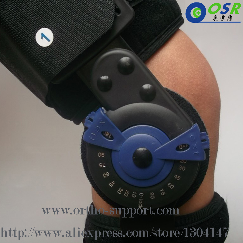Djeca Post Op Hinged koljena podupirači ROM Medicinska osteartritska - Zdravstvena zaštita - Foto 4