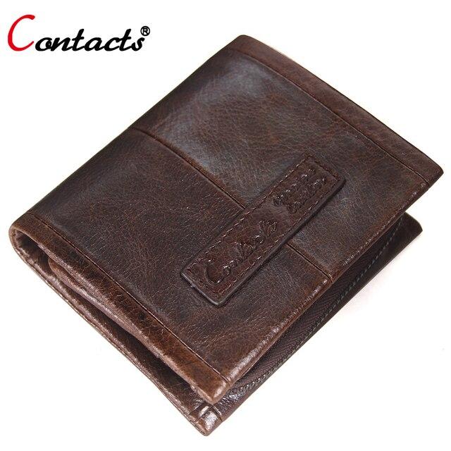 7fd115019 CONTACT'S cremallera carteras hombre billeteras monedero señora monedero  hombre billetera cartera hombre con monedero tarjetero hombre