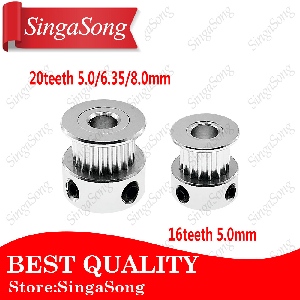 gt2-20teeth-16-teeth-20-teeth-bore-5mm-8mm-timing-alumium-pulley-fit-for-gt2-6mm-open-timing-belt-for-3d-printer