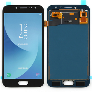 Image 4 - Pantalla LCD para Samsung Galaxy J2 Pro 2018 J250 SM J250 MONTAJE DE digitalizador de pantalla táctil para Samsung j2Pro J250F adhesivo + herramientas