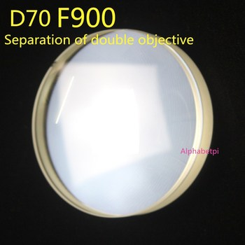 D70F900 Refraction Objective Lens Primary Mirror D=72mm Series Focal Length Multiple Optional Astronomical Telescope Monocular