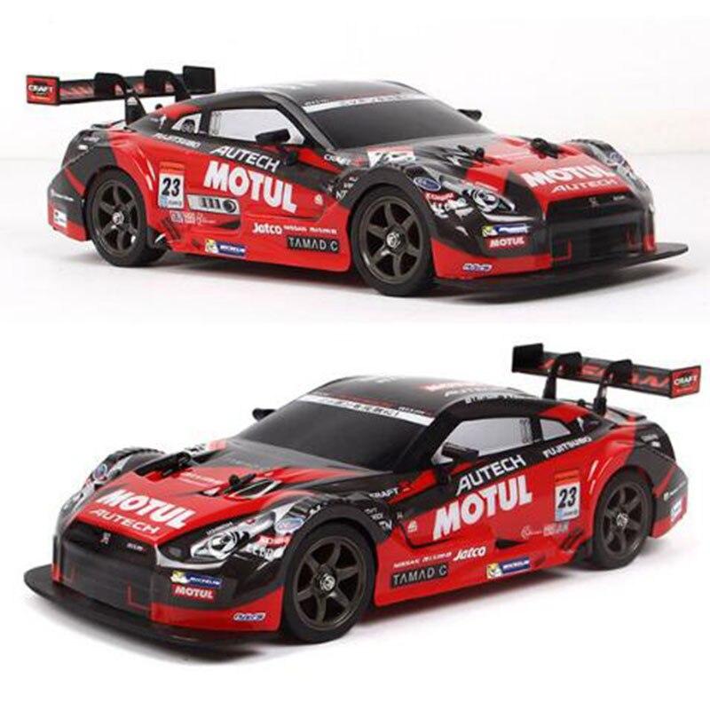 RC coche 4WD Drift Racing Car Championship 2,4g camino Radio Control remoto electrónico del vehículo juguetes manía