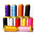 16colors 0.5mm 480M 6ply spool nylon Cord Satin Braided String  Jewelry Findings Beading Cord Rope Thread