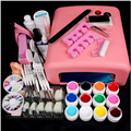 Manicure Set Nail Kit Nail Phototherapy Gel Nail Starter Kits Suit Terms Of Armor And a Full Suite Of Phototherapy Nail Tool A32