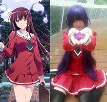 Japón Anime RE-KAN Traje Japonés de Cosplay Del Uniforme de La Escuela secundaria