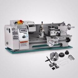 Alle metall getriebe drehmaschine 8x16 Zoll Metall Verarbeitung Variabler Geschwindigkeit Drehmaschine Metall Drehmaschine