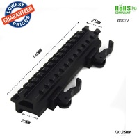 Dovetail Extend Weaver 20mm To 20mm Scope Bases Mounts 20mm Rail Mount Quick Release Picatinny Weaver