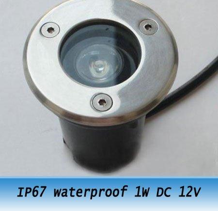 US $139.0 |Außenbeleuchtung DC12V Garten Spot Licht 1 Watt LED Weiß In  boden Lampe IP67 10 STÜCKE in Außenbeleuchtung DC12V Garten Spot-Licht 1 ...