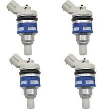 4 teil/los Kraftstoff injektor Düse 16611 AA090 16611AA090 Für S ubaru L egacy 1990 1991