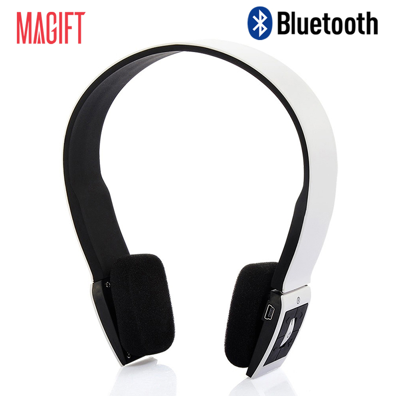 Universal Wireless Bluetooth v2.1 Headphone Stereo Headset earphone With Microphone Hands-free For Iphone Samsung Smart Phones high quality 2016 universal wireless bluetooth headset handsfree earphone for iphone samsung jun22