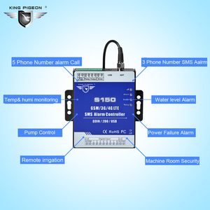 Image 4 - SMS Remote Control Alarm Unit 3G 4G LTE Cellular Telemetry IIot RTU Module Supports Status Recovery alert for Tank control S150