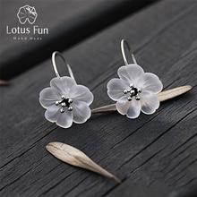 Lotus Fun Boucles D'oreilles pour  ...
