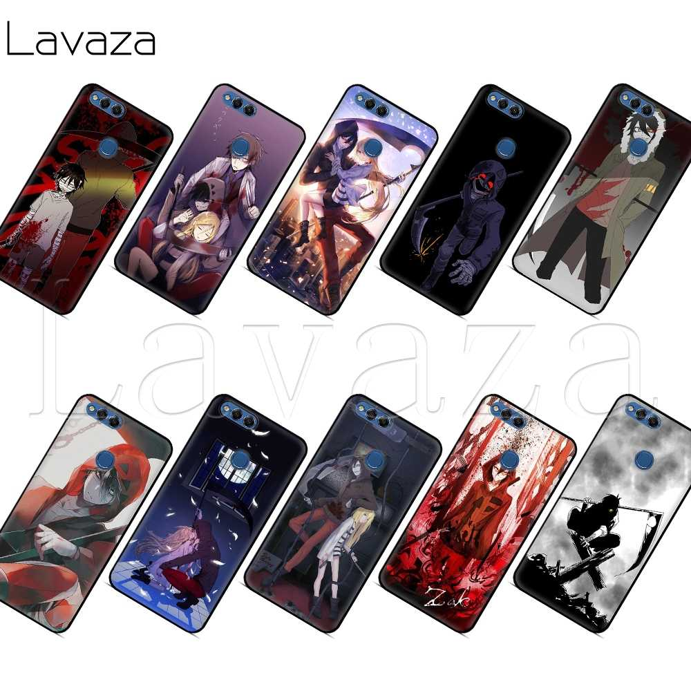 Angel Of Death 2017 lavaza anime angel of death ray silicone soft case for