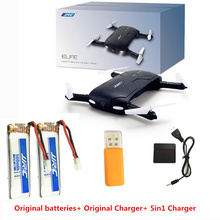 JJRC H37 Elfie Foldable Mini RC Drone With Camera FPV Transmission Quadcopter RC Drone Helicopter WiFi Control VS JJRC H31 H36