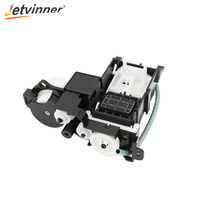Jetvinner Corrosion resistant Ink Pump for Epson R330 L800 L801 UV flatbed printer for A4 UV flatbed printers free shipping