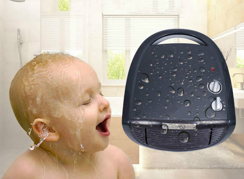 Buy Waterproof wall heater's household bathroom heaters electric heater energy-saving baby bath for only 165 USD