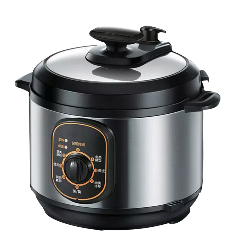 DMWD Home Multifunctional Electric Pressure Cooker 4L Rice Cooker Food Boil Stew Braise For 3 5 People 220V