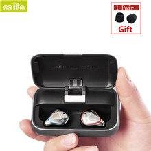 Nouveau Mifo O5 Bluetooth 5.0 véritable casque sans fil Bluetooth Binaural Mini écouteurs intra-auriculaires HIFI étanche écouteurs livraison gratuite
