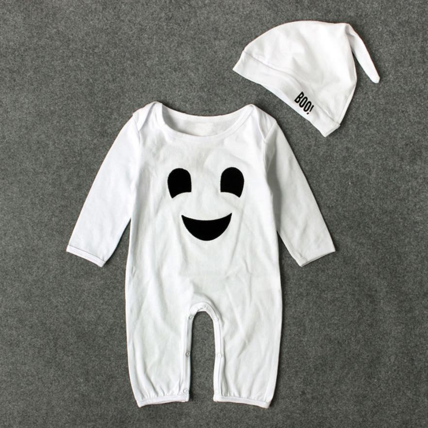 Halloween Girls Hat Decora Baby Child For Jumpsuit Outfits-Sets Outfits-Sets