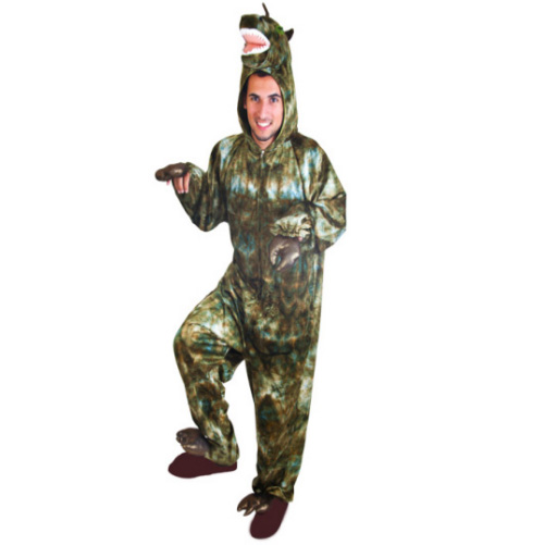 Adult Tyrannosaurus Rex Dinosaur Costume Adult Halloween Party Animal Costume
