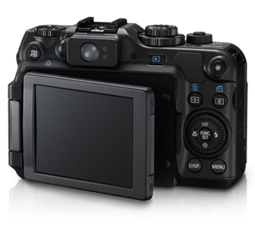 Used,Canon G12 10 MP Digital Camera with 5x Optical Image Stabilized Zoom and 2.8 Inch Vari-Angle LCD