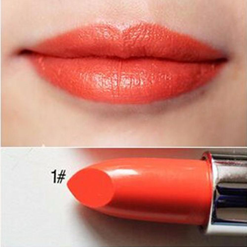 1 PC Long Lasting Lipstick Moisturizing Lip Sticks Beauty Baby Lips Batom Matte Lipstick ...