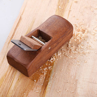 MINI Practical Woodworking Flat Plane Wood Hand Planers Carpenter Planing Tools Diy Assembly Easy For Sharpening