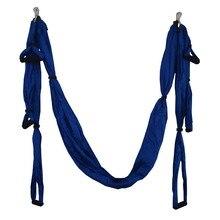 Yoga Hammock Swing Latest Multifunction Anti-gravity Yoga hamack belts for yoga training