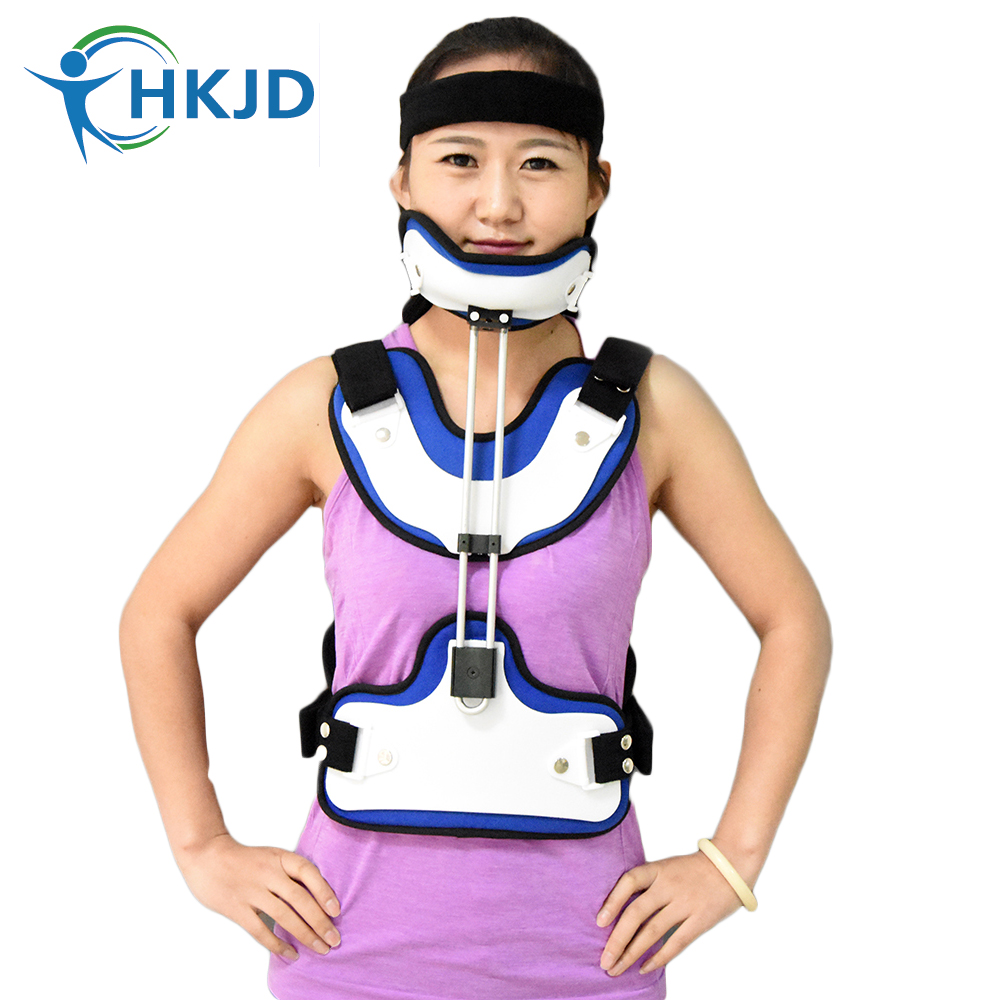 Adult Children Head Neck Orthosis Surgery Cervical Thoracic Stent Fracture Fixation Rehabilitation Brace Cervical Tractionsuppot