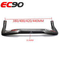 2017 New Design Full Carbon Fiber EC90 TT Handlebar Bicycle Road Bicycle Handlebar Dead Fly 28.6-380/400/420/440MM