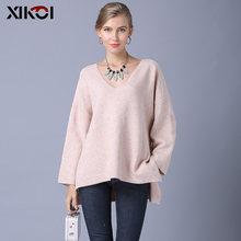 Achetez V Women Promotion Des Wool Neck Pullover tsrhQdC