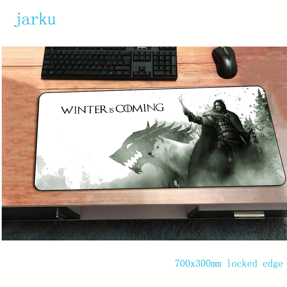 Game of Thrones mouse pad best 700x300mm gaming mousepad gamer mouse mat cheap pad keyboard computer padmouse laptop play mats image