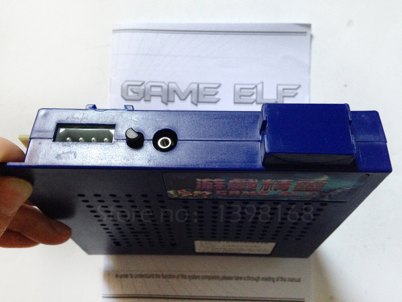 jamma game elf 412 in 1 Multi classic/ Vertical game pcb/ Supports CGA and VGA new arrival free shipping game elf 750 in 1 jamma multi game pcb can deal with cga