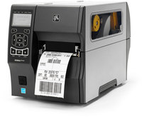Original Brand New ZEBRA ZT410 Desktop Thermal Transfer and Direct Thermal Modes Barcode Printer 300dpi Barcode Printer