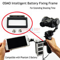 External Battery Fixing Frame Fastening Seat Mount for Time-lapse Photography Fitting Osmo(+)/OSMO Mobile with Phantom 3 Battery