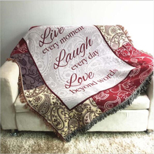 Modern Soft American Style Tapestry Sofa Cover For Decorate Living Room Home Bohemia Hippie Large Blanket Tapestry Wall Tapestry