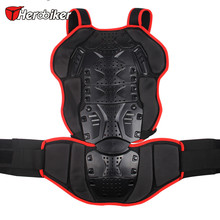 HEROBIKER font b Motorcycle b font Racing ATV Body Back Vest Armor Motocross Back Protector font