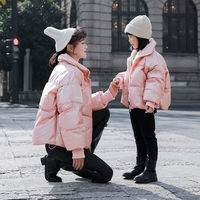 2018 Family Matching Mother Daughter Roupa Mae e Filha Vestiti Mamma E Figlia Matching Family Set Clothes Kids Family Costumes