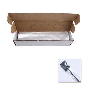 500 sztuk pudło materiał stomatologiczny jednorazowy polipastyczny czujnik promieniowania X ochronna przezroczysta folia tanie i dobre opinie lngl CN (pochodzenie) 2010040202