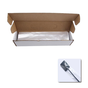 500pcs/box Dental Material Disposable Poly Pastic X-Ray Sensor Protective Film Cover(China)