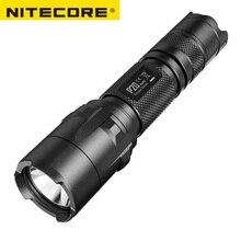 NITECORE P20 800LM stroboscope prêt tactique lampe de poche étanche 18650 en plein air Camping chasse Portable torche livraison gratuite